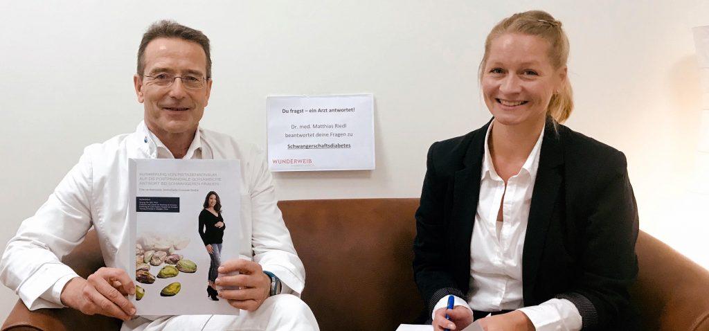 Facebook Live: APG, Dr. Riedl, Wunderweib