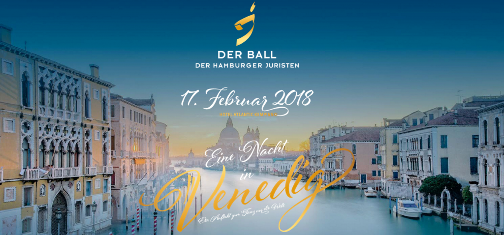 Ball der Hamburger Juristen 2018