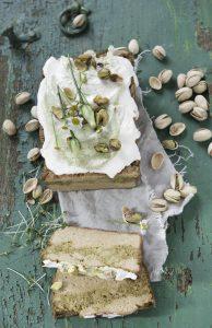 APG Low-Carb-Brot mit Pistazien-Pesto