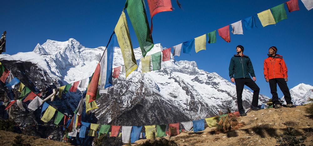 Sherpa auf dem #hhpd